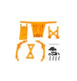 Rovan Sports BAHA5B Upgrade to 5SC High Strength Nylon Front bumper set / Voorbumperset conversie 5B naar 5SC in verschillende kleuren