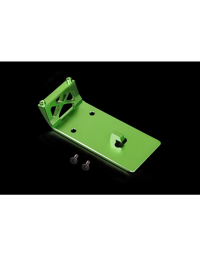 Rovan Sports BAHA CNC Aluminium Alloy  front bumper skid plate in several colors