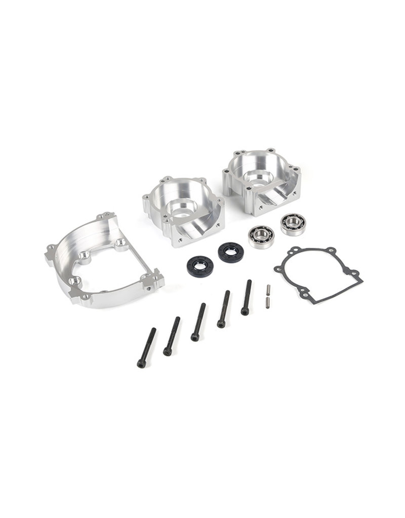 Rovan CNC metalen 71cc motorbehuizing / CNC metal 71cc engine case