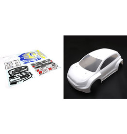Rovan RF5 white or gray body with sticker pack