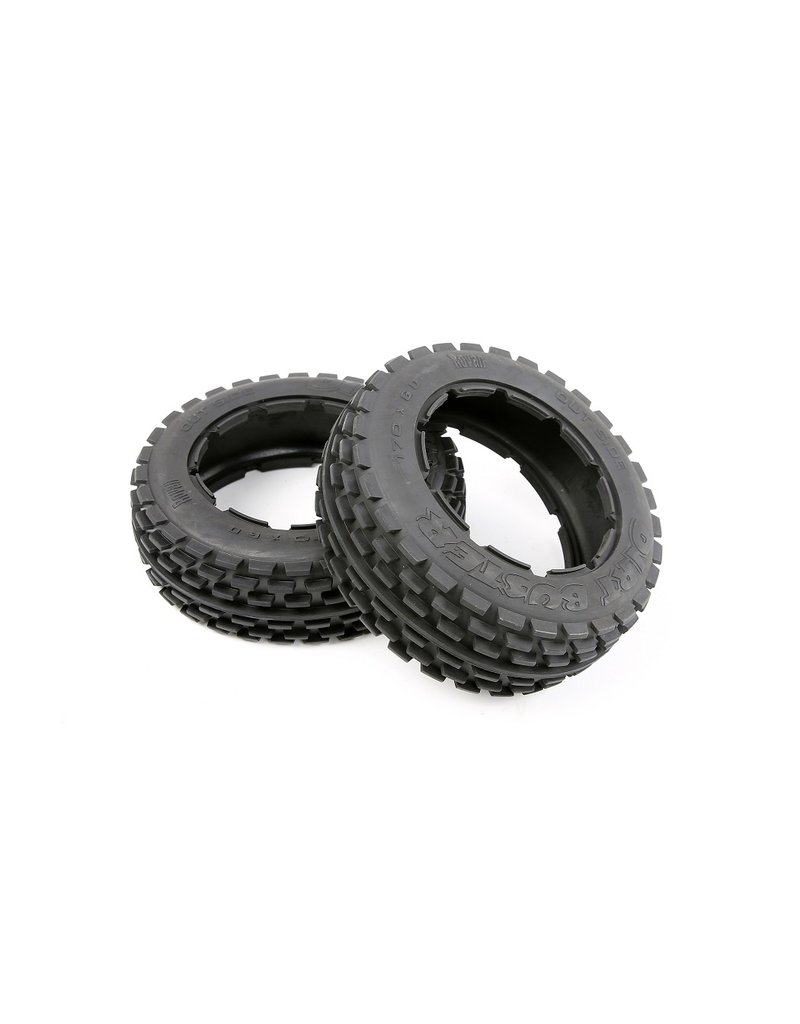 Rovan Sports Front off-road tire set (2pc) (without inner foam) Dirt Buster 170x60