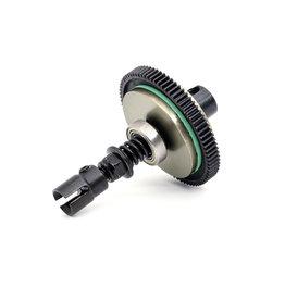 ZD Racing Slipkoppeling compleet met hoofdtandwiel CNC