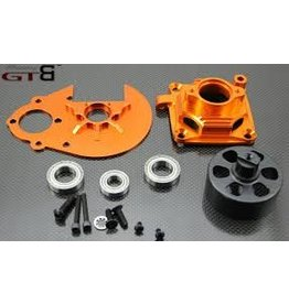 GTBRacing HD Super duty clutch system w 17T.