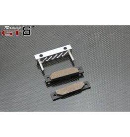 GTBRacing Alloy brake pad set