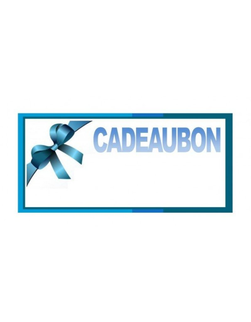 Rovan Cadeaubon € 50,--