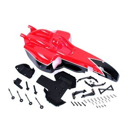 Rovan Sports FX body racer F1 conversion kit