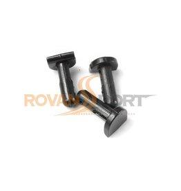 Rovan Sports Bevestigingspinnetjes voor bandstoftankje / Fuel tank fixer (3pc)