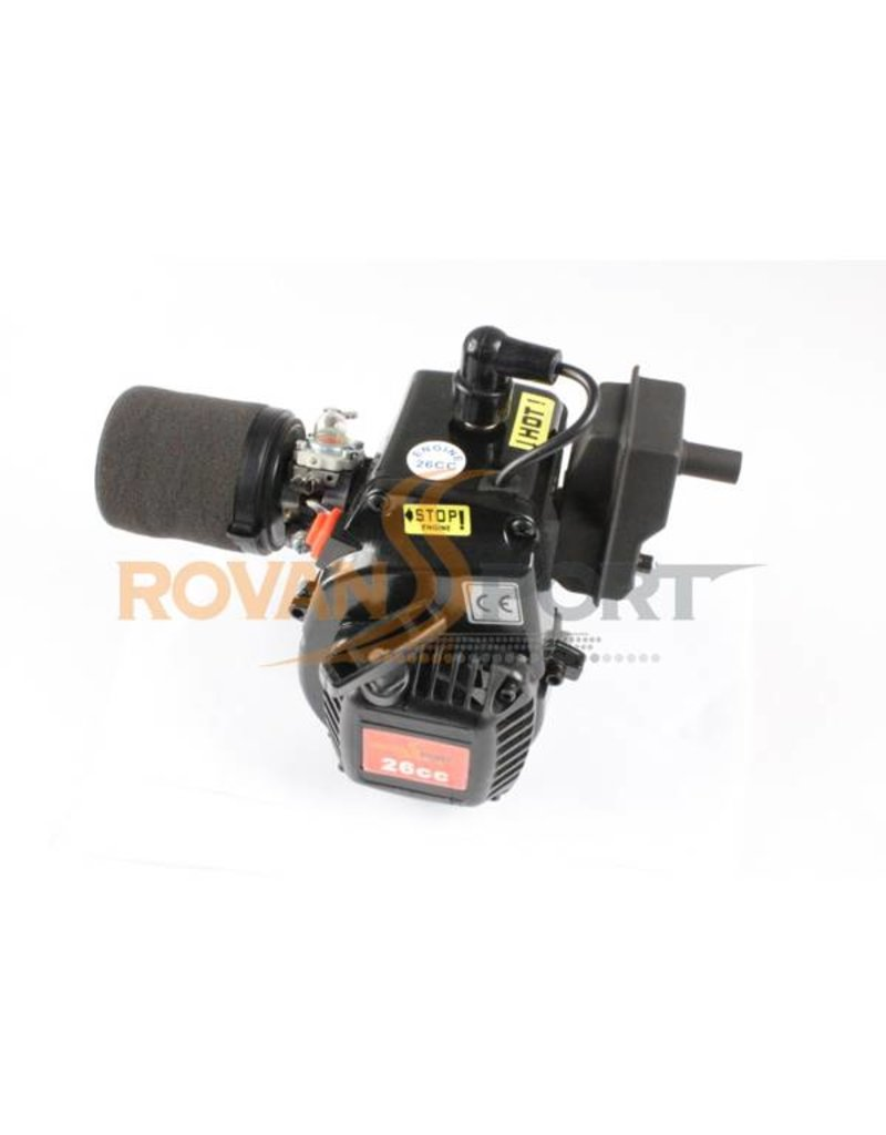 Rovan Sports Engine (26CC) - 4 bouts