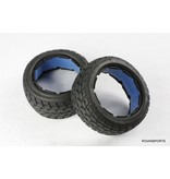 Rovan Front highway tire set (without inner foam) Tarmac Buster 170x60