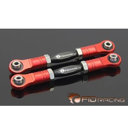 FIDRacing Detachable front/rear upper turnbuckle set(M8 Alloy steel shaft) 1pc.