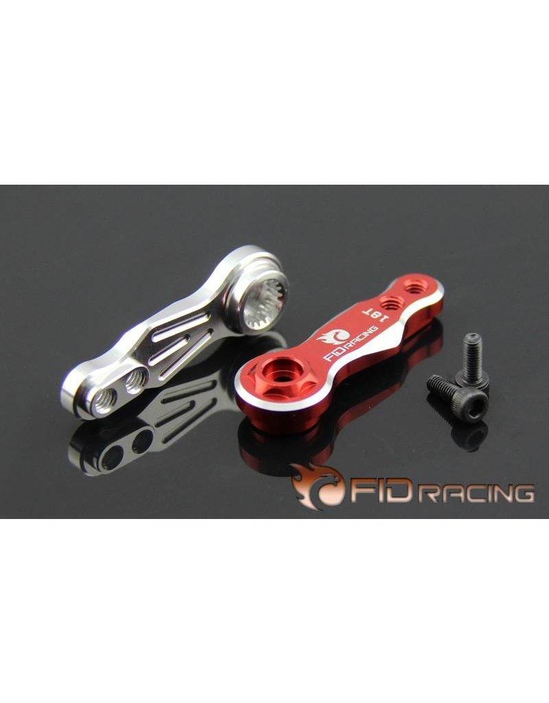 FIDRacing Steering servo arm 18T.