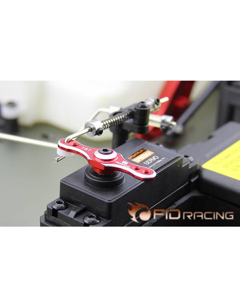 FIDRacing Throttle Servo Arm (18T.)