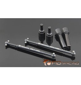 FIDRacing CNC strengthen drivingshaft set 9MM ( 5mm pin)
