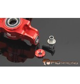 FIDRacing DBXL front Hub Carriers (including extenders)