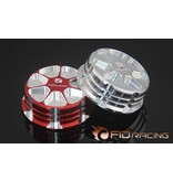 FIDRacing Alloy gas gap