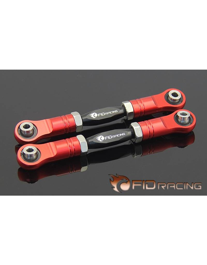 FIDRacing Detachable turnbuckle set(M8alloy steel shaft) 1pc