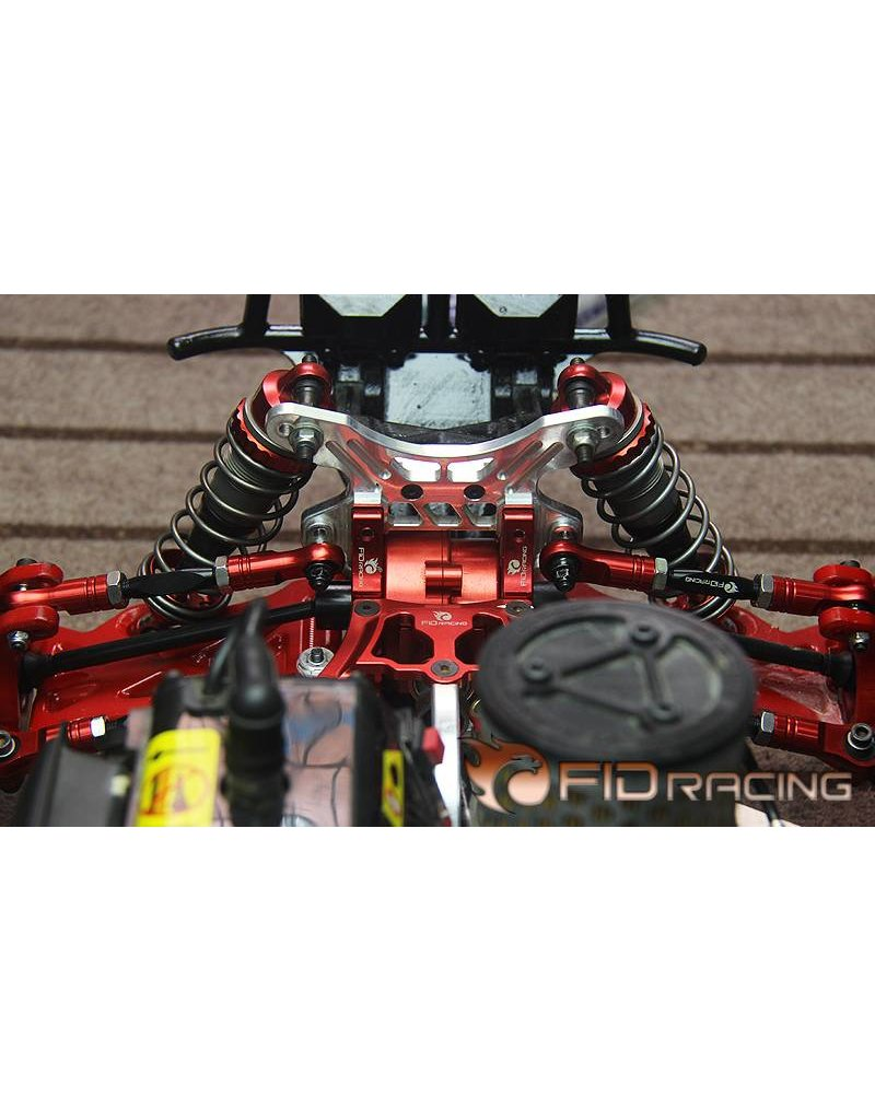 FIDRacing Detachable turnbuckle set(M8alloy steel shaft)
