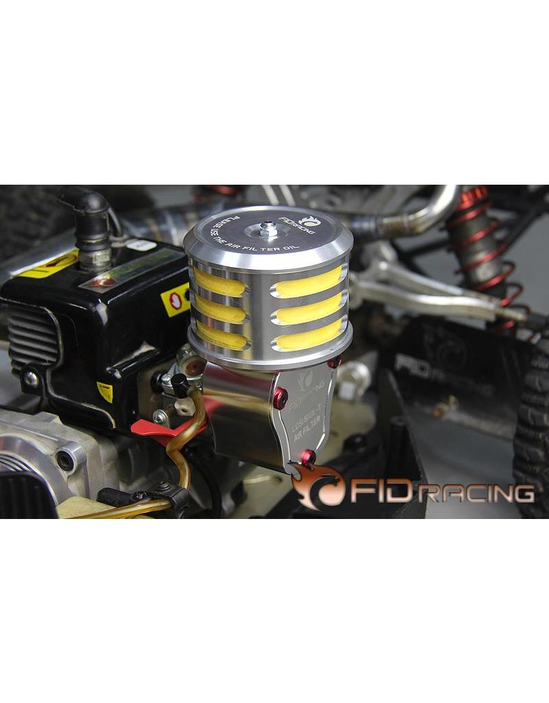 FIDRacing FID gas Mask airfilter set