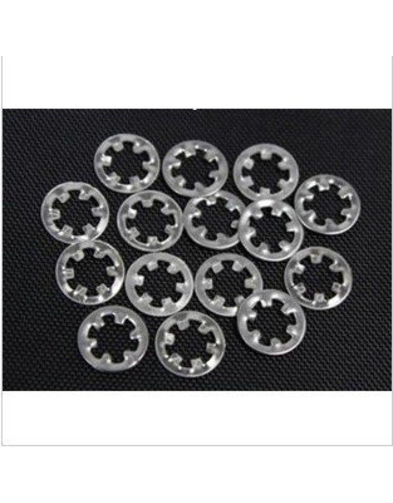 Rovan Sports Borg ring M4 (15pc) 4x8.8x0.8mm