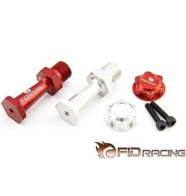 FIDRacing Spare wheel mount