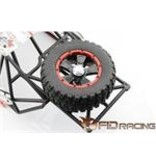 FIDRacing Spare wheel mount