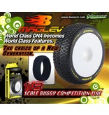 LouiseRC B-Maglev 1/8 Off Road Buggy Tires (sert of 2 pieces)