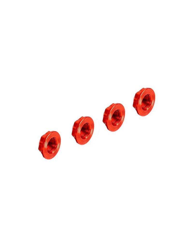 Rovan Sports CNC metal wheel tyre fitted nut (4pcs)