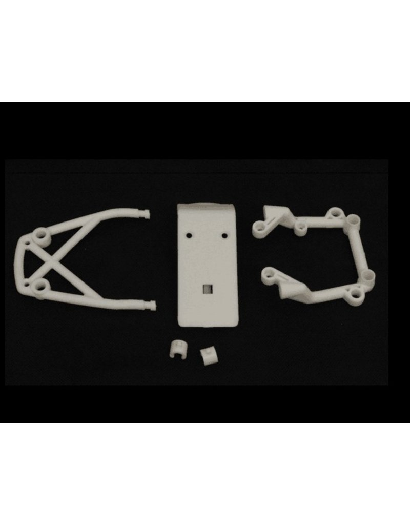 Rovan Nylon front and rear protector