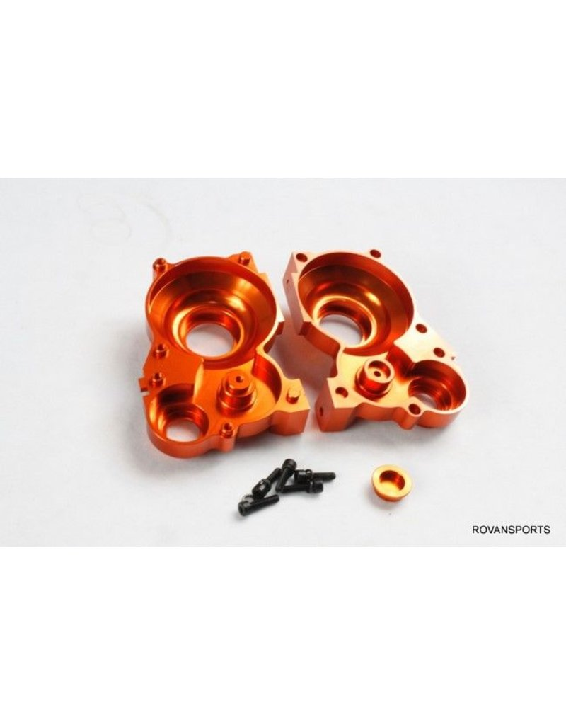 Rovan CNC Alu diff gear housing
