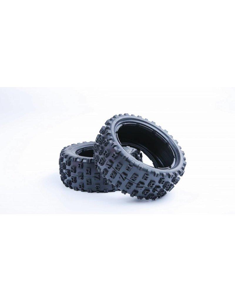 Rovan LT Gen.3 knobby tyres skin 180x70 (without inner foam)