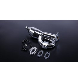 Rovan Tuned pipe kits with CNC alloy clamp