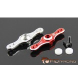 FIDRacing Throttle servo arm (15T 0236/5765)