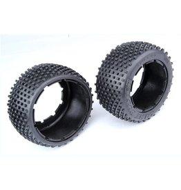 Rovan Rear off-road tire set (2pc) without inner foam