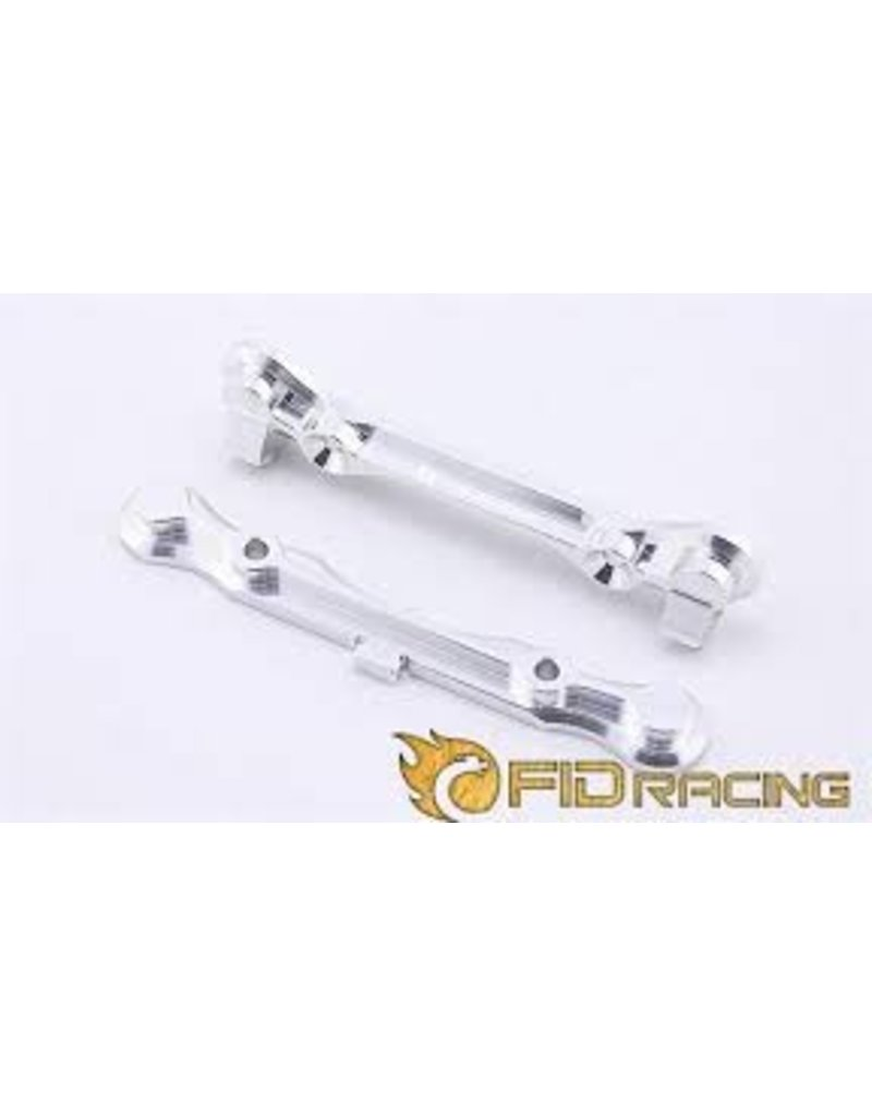 FIDRacing Losi 5ive T Rear pin mount covers set V2
