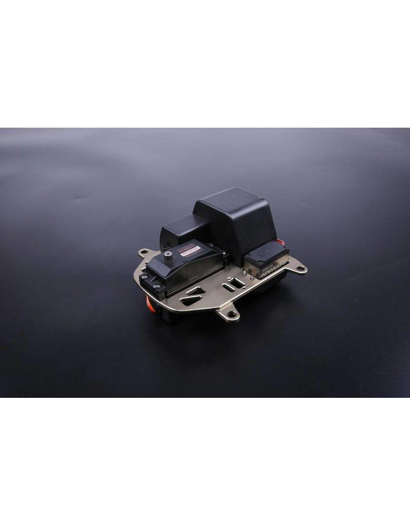 Rovan Sports CNC alloy symmetric steering gear kits