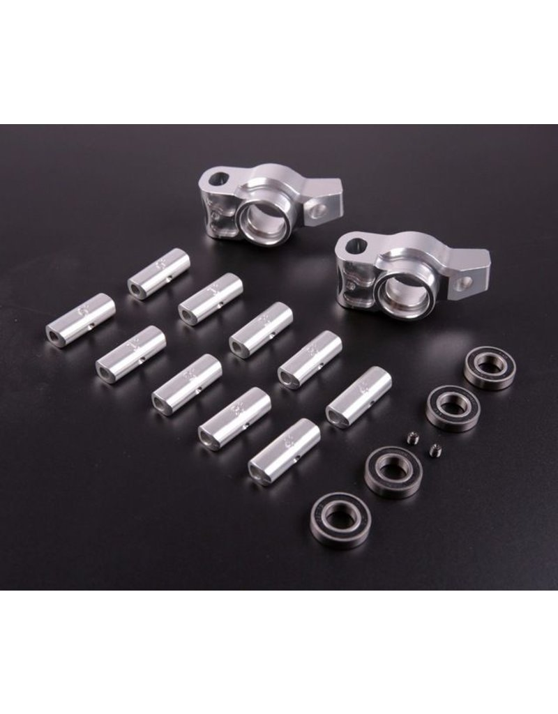 Rovan Sports CNC alloy rear wheel bearing seat kits (can adjust angel)