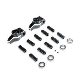 Rovan CNC alloy rear wheel bearing seat kits (can adjust angel)