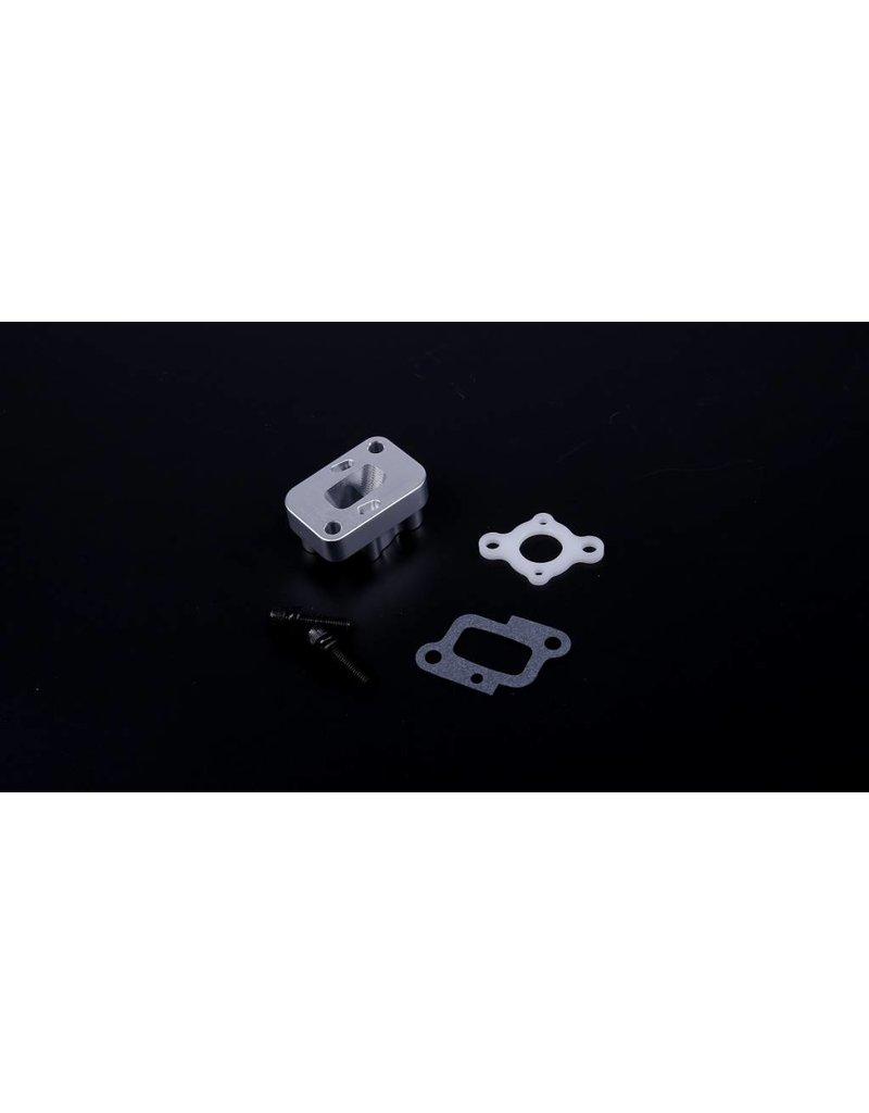 Rovan Sports CNC alloy intake-tube set for 32cc till 45cc motor