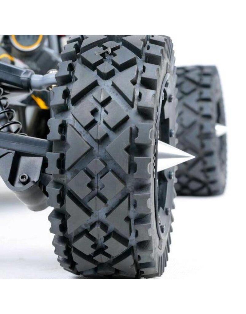 Rovan 5B CNC tapered wheel nuts 4 pcs