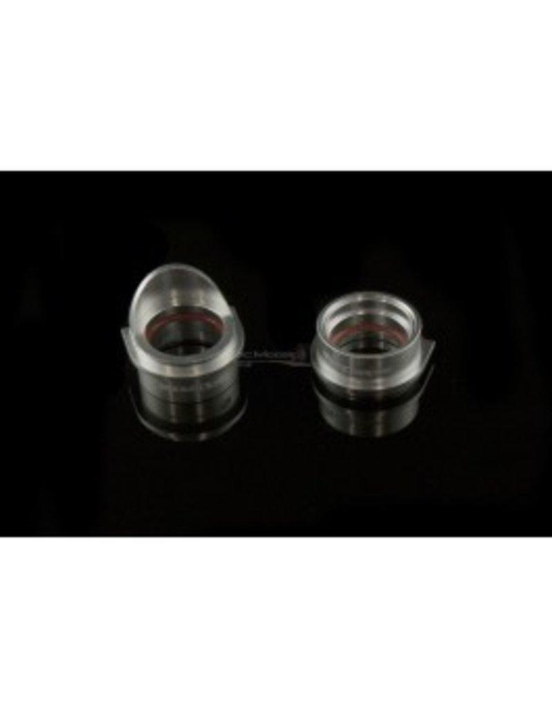 FIDRacing Losi 5ive T dustproof differential gear mount
