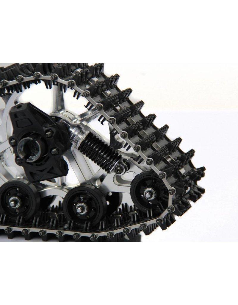 Rovan Sports 1:5 CNC aluminium (sneeuw)rupsen / crawler