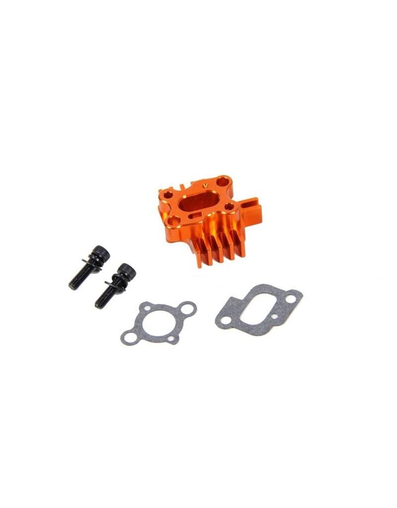 Rovan CNC air intake complete kit /isolator - manifold