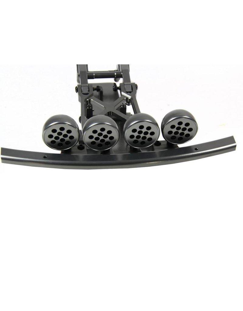 Rovan 5T/5SC Metal front bumper kits