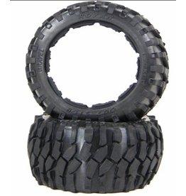 Rovan Gravel tire rear (5B) MT Outsite 170x80 Gravel banden
