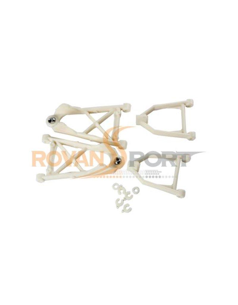 Rovan Nylon front suspension arm set