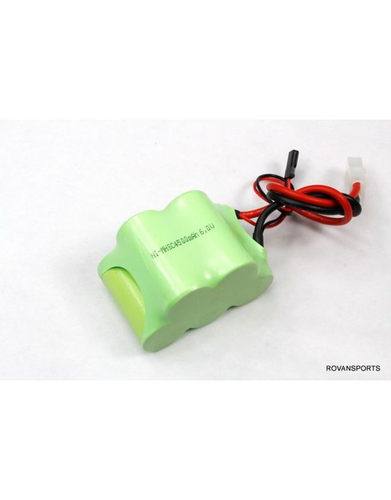 Rovan Sports 4500 mAh NiMH Receiver Battery (6.0 V)