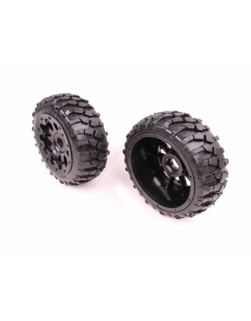 Rovan Gravel tire complete front (5B)