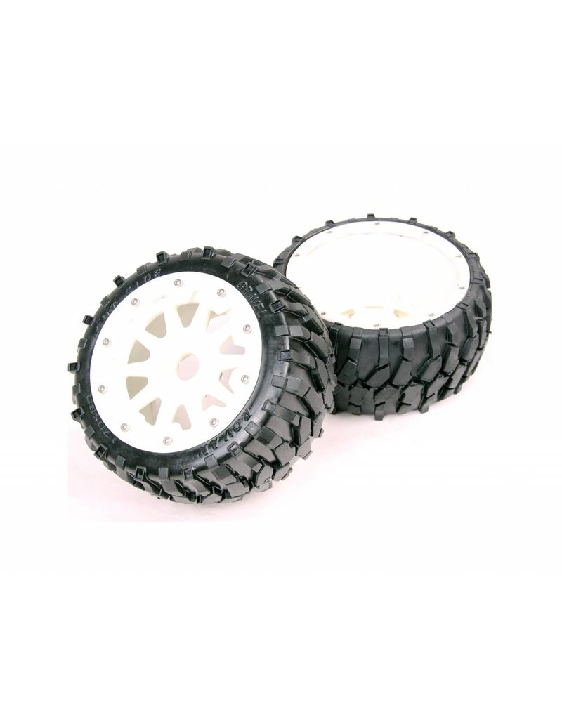 Rovan Gravel tire complete front High Strength (5B)