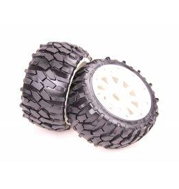 Rovan Sports Gravel tire complete rear High Strength (5B)