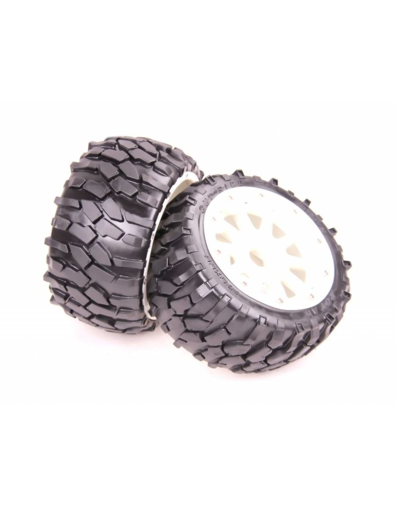 Rovan Gravel tire complete rear High Strength (5B)